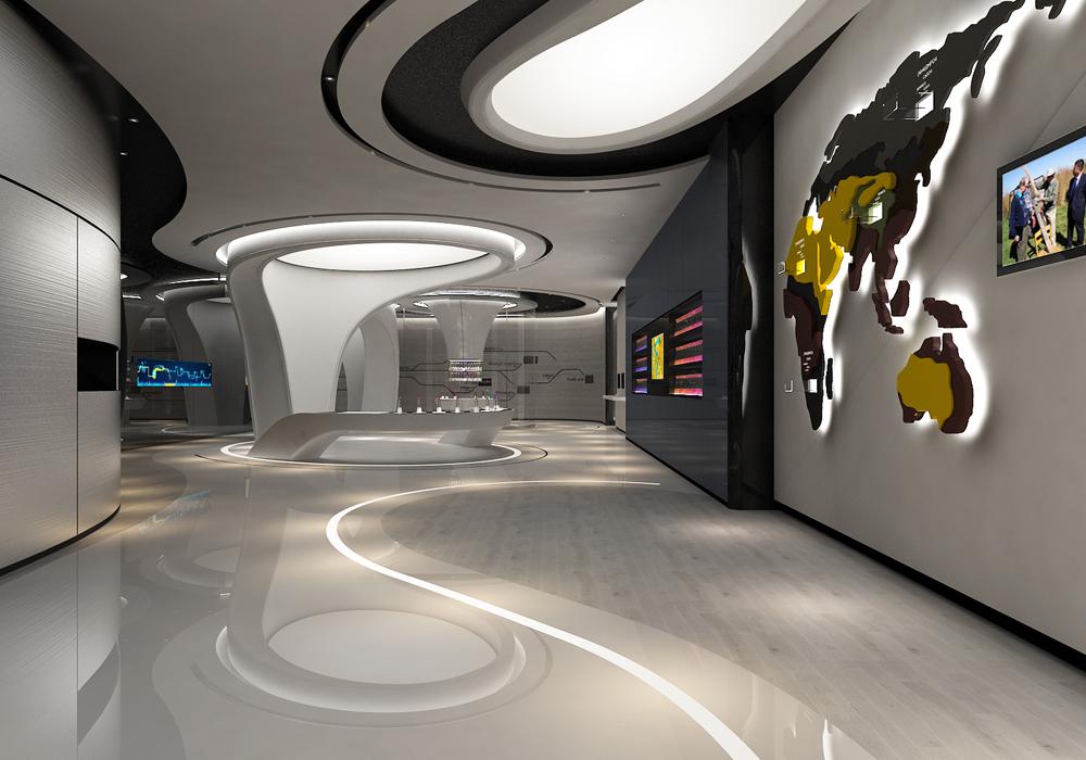 武汉展厅设计公司:创意展厅设计的方法