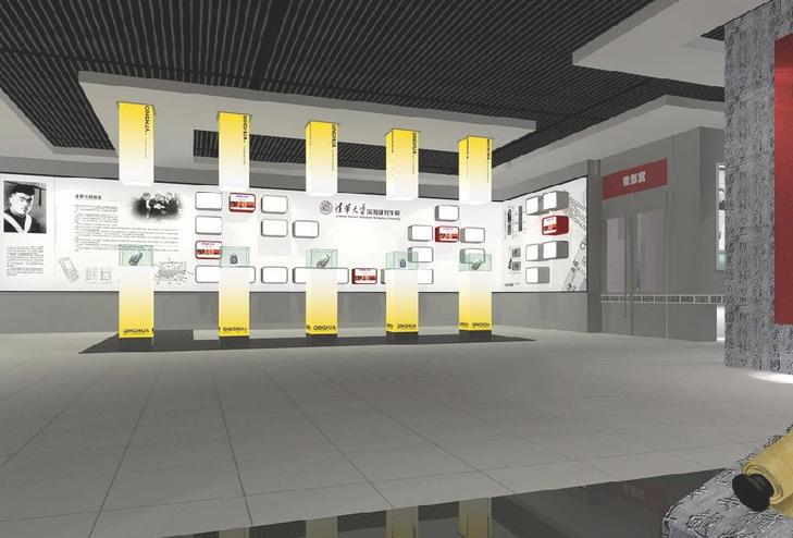 10多年专业各类武汉企业展厅,陈列室,荣誉室,校史馆,体验厅等创意设计